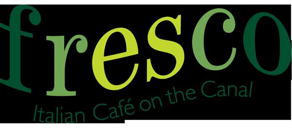 Fresco Italian Cafe On The Canal Menu